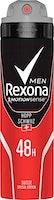 Déodorant spray aerosol Cobalt édition de la Coupe du monde Rexona Men