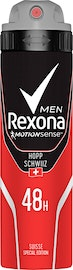 Rexona Men Deo Spray Aerosol Cobalt WM-Edition