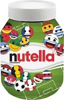 Nutella Brotaufstrich Fussball-WM