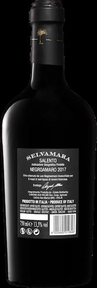 Selvamara Negroamaro Salento IGP  Zurück