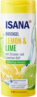ISANA Duschgel Lemon & Lime