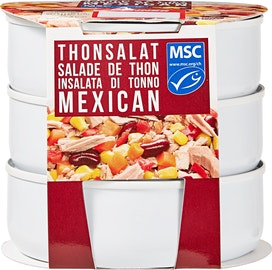 Salade de thon Mexican Denner