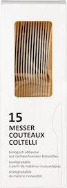 Messer aus Bio-Kunststoff 15