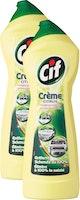 Nettoyant Crème Citron Cif