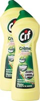 Detergente Crème Limone Cif