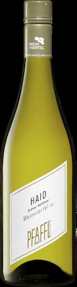 Pfaffl Grüner Veltliner Haid Weinviertel DAC Vorderseite