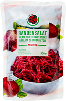 Salade de betteraves rouges IP-SUISSE