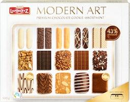 Lambertz Modern Art Cookie Assortment