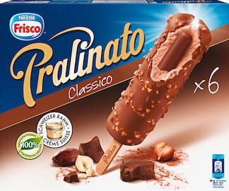 Glace Pralinato Classico Frisco