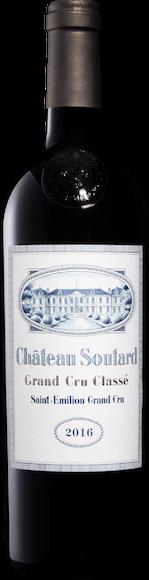 Château Soutard  Vorderseite