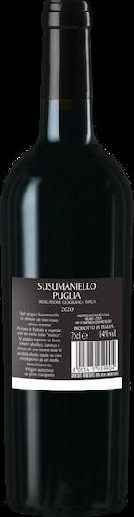 Le Masserie Torcuddia Susumaniello Puglia IGT Zurück