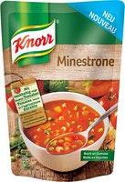 Knorr Suppe Minestrone