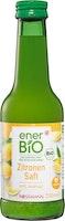 Jus de citron enerBiO