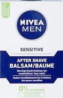 Baume après-rasage Sensitive Nivea Men