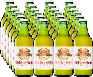Müller Bräu Lagerbier hell