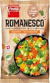 Mix de légumes Romanesco Marché Findus