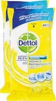 Dettol Allzweck-Reinigungstücher Limette & Minze