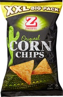 Zweifel Corn Chips Original XXL Big Pack