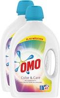 Detersivo liquido Color & Care Omo