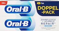 Oral-B Zahnpasta Zahnfleisch und Schmelz,