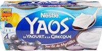 Yogourt à la grecque Yaos Nestlé