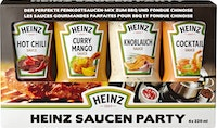 Sauces Party Heinz