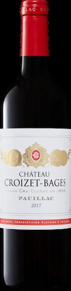 Château Croizet-Bages 5e Grand Cru Classé Pauillac AOC Vorderseite