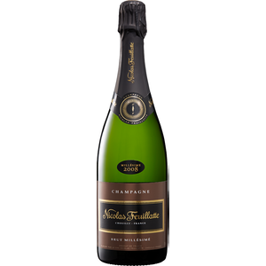 Nicolas Feuillatte brut Millésimé Champagne AOC