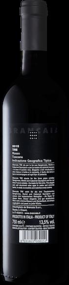 Brancaia Tre Toscana IGT Zurück