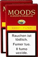 Cigarillos Sweet Filter Dannemann Moods
