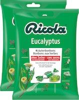 Bonbons aux herbes Eucalyptus Ricola