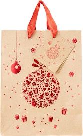 Sacchetto regalo natalizio Christmas