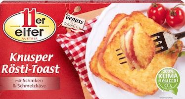 Elfer Knusper-Rösti-Toast