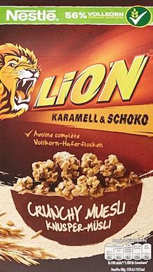 Nestle Lion Müesli