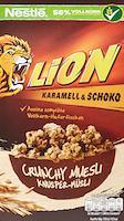 Nestlé Cerealien Lion