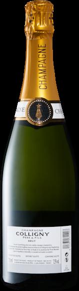Colligny brut Champagne AOC Arrière
