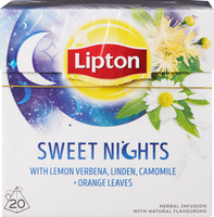 Lipton Tee Sweet Nights