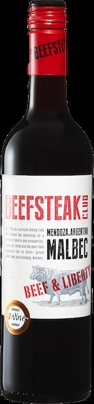 Beefsteak Club Malbec Vorderseite
