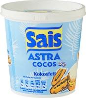 Graisse de noix de coco Astra Sais
