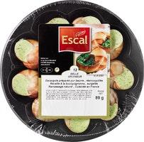 Escargots à la bourguignonne Escal