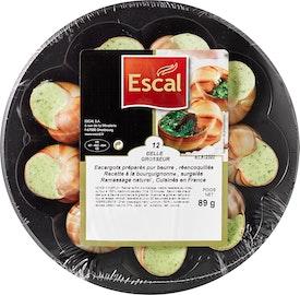 Escargots à la bourguignonne Escal