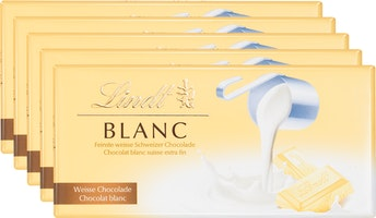Lindt Tafelschokolade Weiss