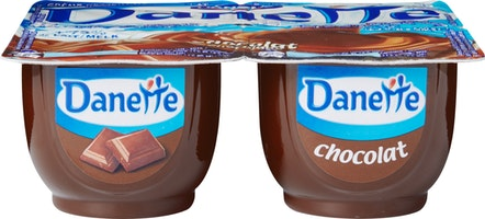 Danone Danette Crème Chocolat