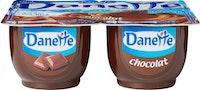 Crème Danette Chocolat Danone