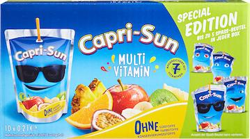 Capri-Sun Multivitamin