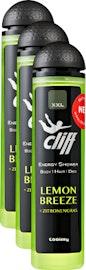 Cliff Energy Shower Lemon Breeze