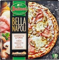 Pizza Bella Napoli Prosciutto e funghi Buitoni