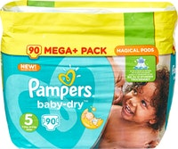 Pampers Baby-Dry Junior