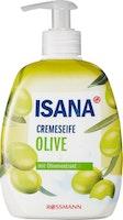 Savon crème Olive ISANA