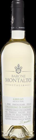 Barone Montalto Grillo Sicilia DOC Vorderseite